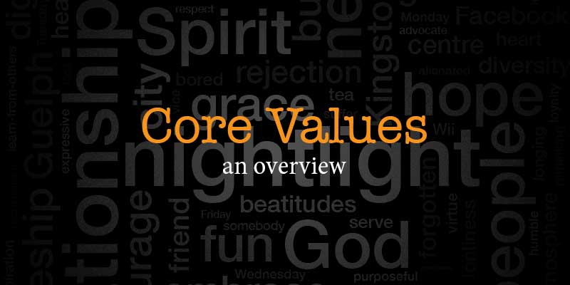 Our Core Values: An Overview