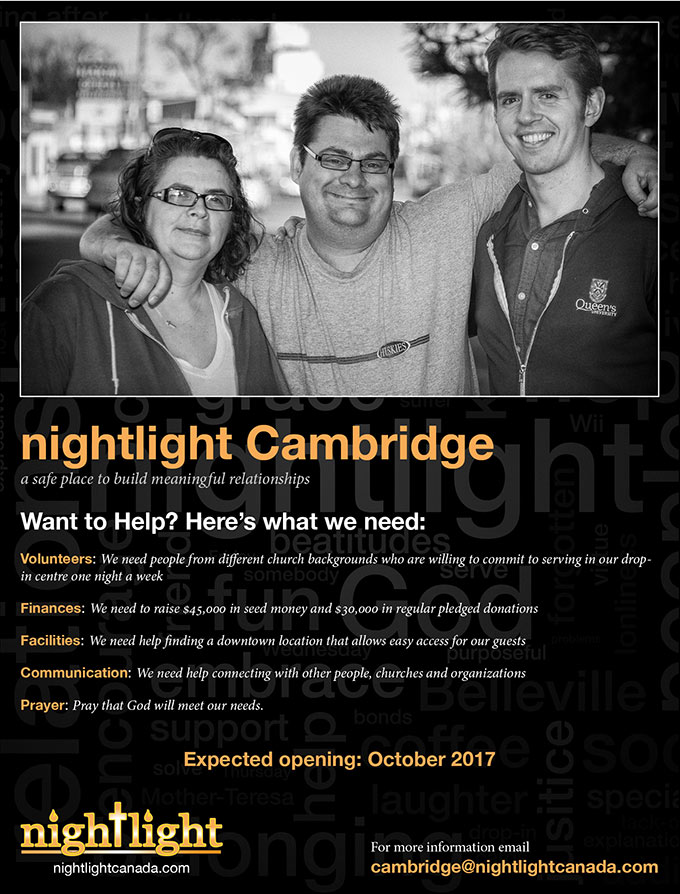 nightlight Cambridge is opening