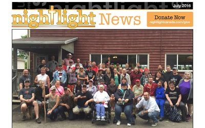 nightlight Newsletter – July 2016