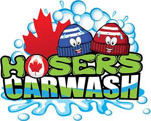 Hosers Carwash Logo