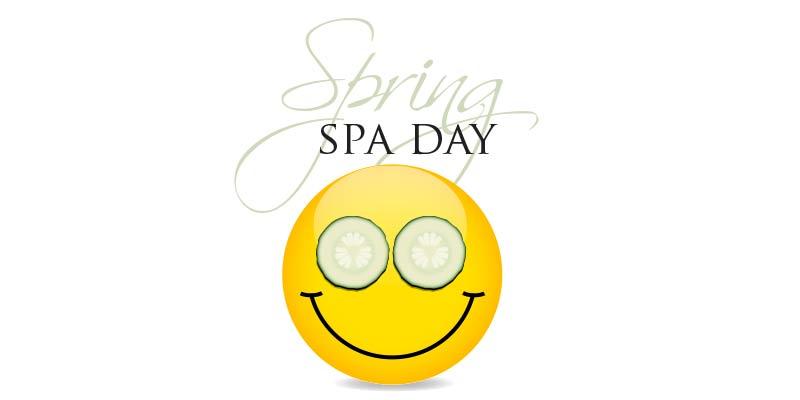 spring spa day